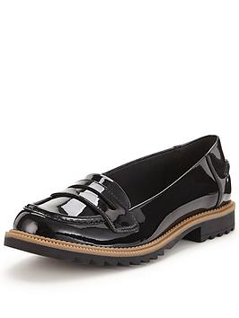 clarks-griffin-milly-patent-loafers