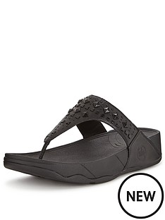 fitflop-biker-chic-black-toe-post-sandals