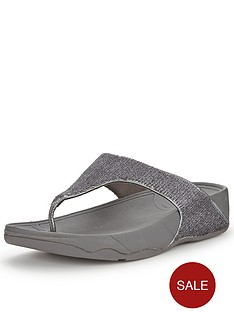 fitflop-lulu-superglitz-silver-sandals