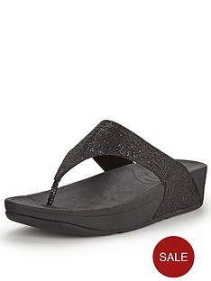 fitflop-lulu-superglitz-black-slide-sandals