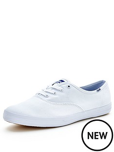 keds-core-champion-white-lace-up-canvas-shoes
