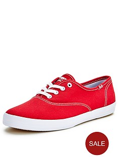 keds-core-champion-red-lace-up-canvas-shoes