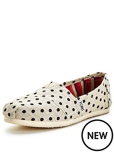 toms-classic-slip-on-natural-polka-dot-canvas-espadrille