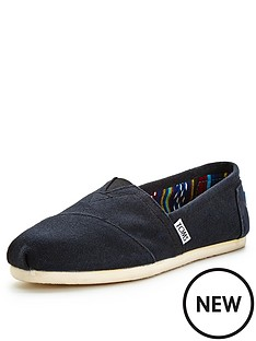 toms-classic-black-slip-on-canvas-espadrille