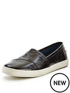 toms-avalon-black-patent-slip-on-sneakers-espadrille