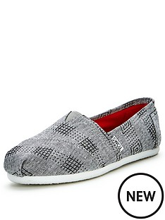toms-classic-grey-embroidered-slip-ons-espadrille