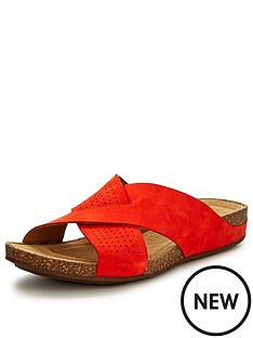 clarks-perri-cove-cross-over-slip-on-flat-sandals