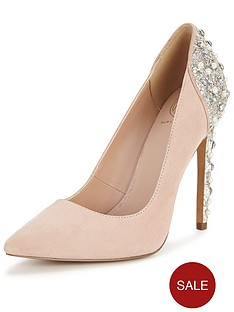 kg-hijack-suede-embellished-court-shoes