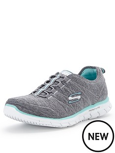 skechers-glider-electricity-lace-ups