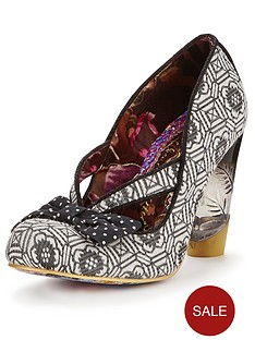 irregular-choice-hello-ha-printed-court-shoes