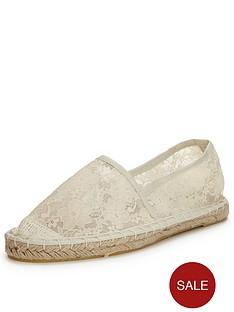 glamorous-lace-flat-espadrilles