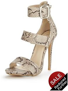 glamorous-snake-print-sandals