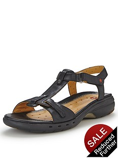 clarks-un-swish-black-leather-multi-way-sandals-special-buy
