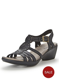 clarks-ella-ballet-low-wedge-sandals-special-buy