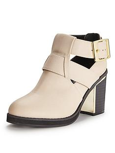 miss-selfridge-adele-cut-out-ankle-boots