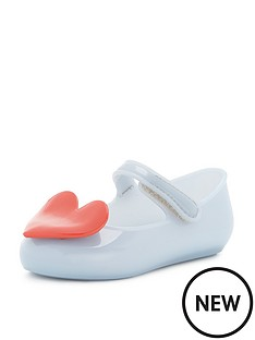 mel-cool-baby-heart-shoes