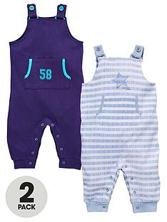 ladybird-baby-boys-dungarees-2-pack