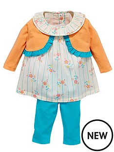 ladybird-baby-girls-cardigan-tunic-dress-and-leggings-set