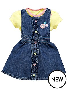 ladybird-baby-girls-denim-pinafore-and-t-shirt-2-piece-set