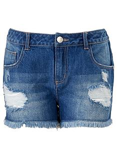 freespirit-girls-ripped-boyfriend-shorts