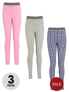 freespirit-girls-fashion-basics-leggings-with-lurex-waists-3-pack