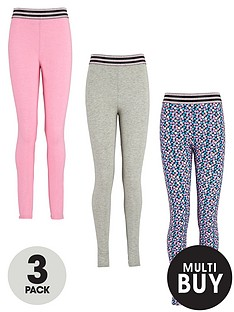 freespirit-girls-fashion-basics-leggings-with-lurex-waists-3-pack