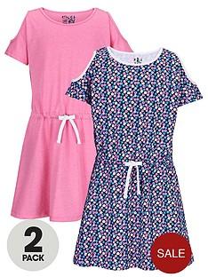 freespirit-girls-fashion-basics-cold-shoulder-dresses-2-pack