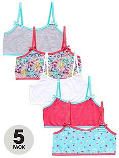 freespirit-girls-love-heart-crop-tops-5-pack