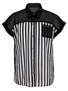 freespirit-girls-stud-and-stripe-shirt