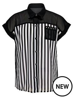 freespirit-girls-stud-and-stripe-shirt