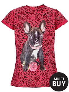freespirit-girls-french-bulldog-t-shirt