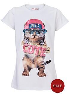freespirit-girls-cute-cat-t-shirt