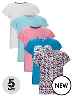 freespirit-fashion-basic-tees-5-pack