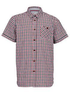 demo-boys-short-sleeved-mini-check-shirt
