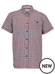 demo-boys-short-sleeved-mini-check-shirt