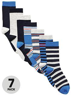 demo-boys-stripe-socks-7-pack