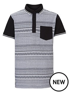 demo-boys-jacquard-polo-shirt