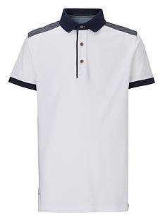 demo-boys-contrast-yoke-polo-shirt