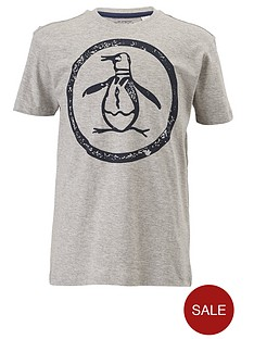 penguin-short-sleeve-logo-tee