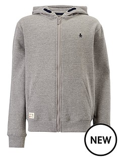 penguin-zip-thru-hoody