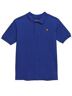 lyle-scott-short-sleeve-classic-polo