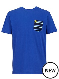 lyle-scott-short-sleeve-pocket-tee