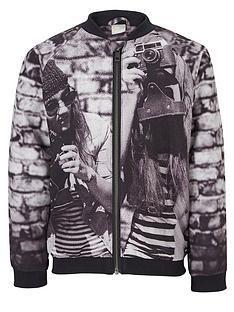 name-it-girls-photo-print-bomber-jacket