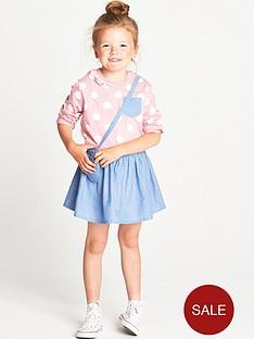 ladybird-toddler-girls-3-piece-dress-crop-top-and-bag-set