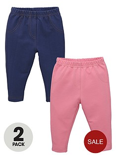 ladybird-girls-stretch-jeggings-2-pack