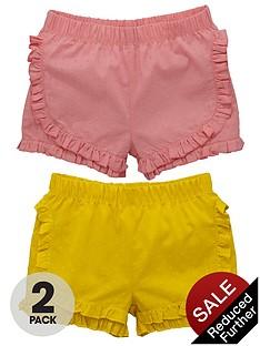 ladybird-toddler-girls-fashion-frill-dobby-shorts-2-pack