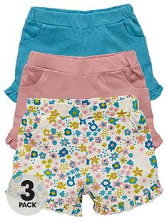 ladybird-toddler-girls-jersey-printed-shorts-3-pack