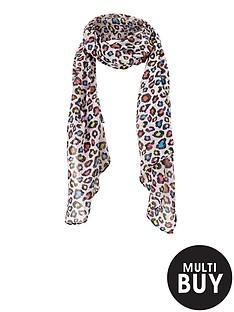 girls-leopard-print-scarf