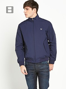 fred-perry-mens-harrington-jacket