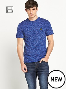 lyle-scott-mens-space-dye-t-shirt